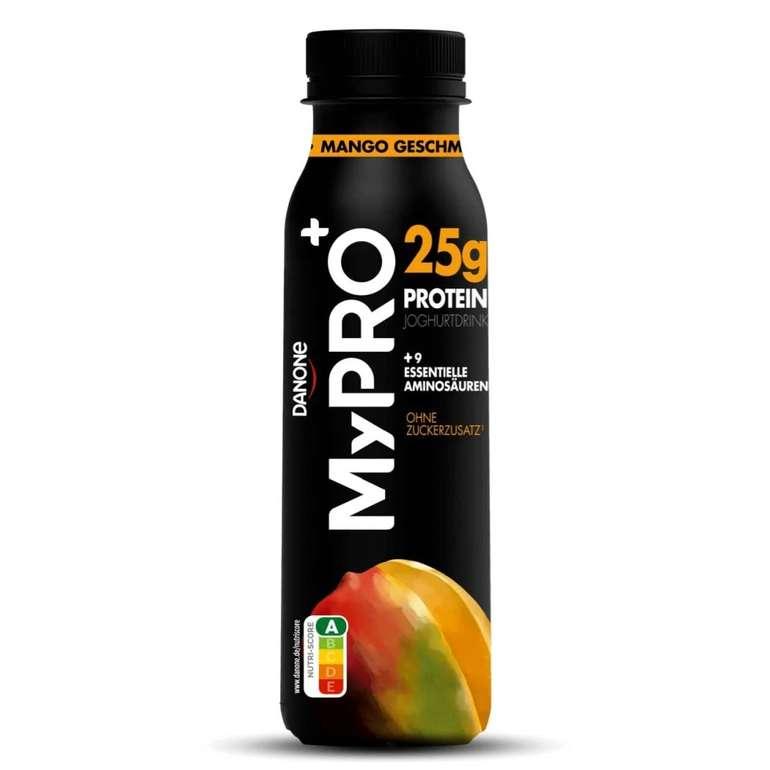 Danone MyPRO+ Drink & Skyr Style gratis testen dank Geld-zurück-Garantie