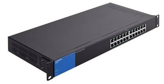 Linksys LGS124-EU 24-Port-Switch für 65,90€ inkl. Versand (statt 96€)