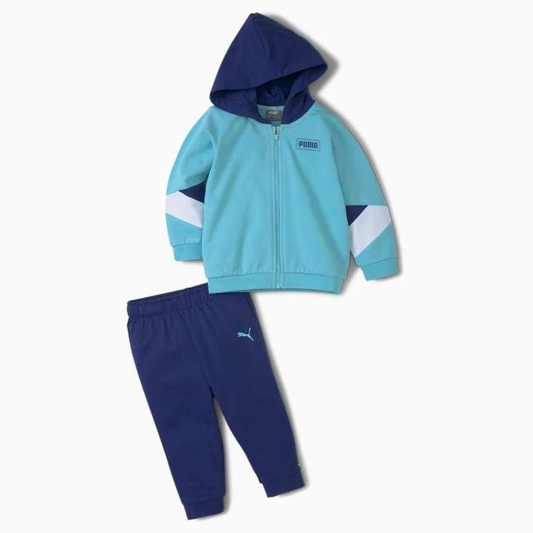 Puma Minicats Crew Baby Jogginganzug in 3 Farben für je 20,96€ inkl. Versand (statt 28€)