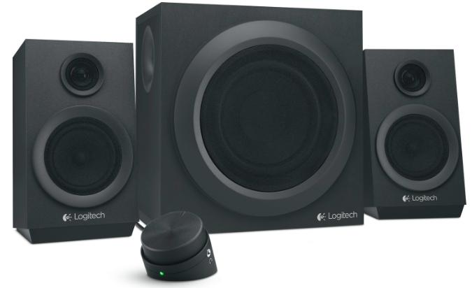 Logitech Z333 Multimedia Lautsprecher ab 19,58€ inkl. Versand (statt 37€)