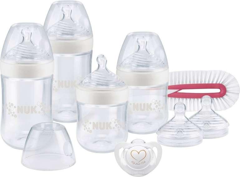 """NUK Babyflaschen-Set """"Nature Sense"""" für 25,58€ inkl. Versand (statt 31€)"""