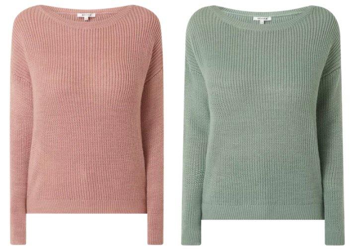 Review Pullover mit überschnittenen Schultern für je 26,24€ inkl. Versand (statt 35€)