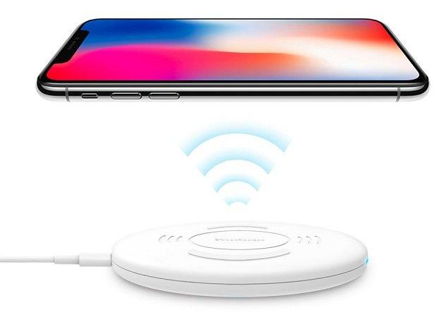 Yoobao Wireless Charger Qi Ladestation für 2,80€ inkl. VSK (Prime)