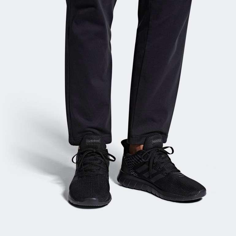 Adidas Asweerun Laufschuhe in schwarz für 29,22€inkl. Versand (statt 38€)