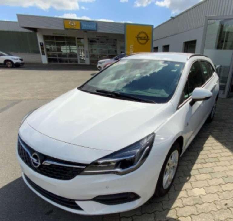 Gewerbe Leasing: Opel Astra K ST Edition (Klima, Sitzheizung, Lenkradheizung) für 85,34€ netto mtl. (LF: 0,42)