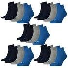 15 Paar Puma Sneaker Socken (verschiedene Farben) für 26,95€ inkl. Versand