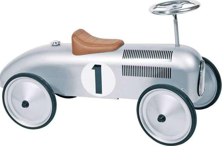 Goki Oldtimer Rutscherfahrzeug (73 cm) für 55,75€ inkl. Versand (statt 68€)