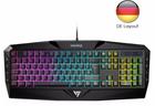 VicTsing Gaming Tastatur (beleuchtet, 105 Tasten, QWERTZ) für 19,99€ inkl. Prime