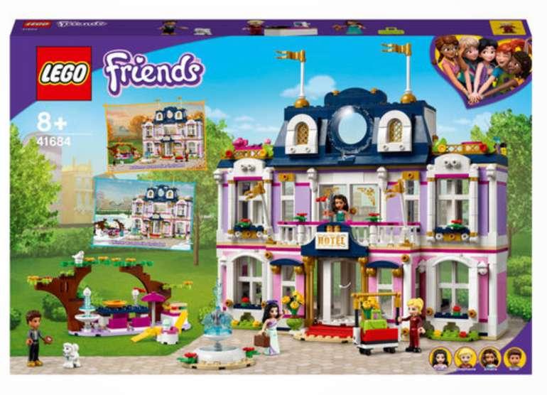 Lego Friends - Heartlake City Hotel Puppenhaus (41684) für 60,34€inkl. Versand (statt 70€)