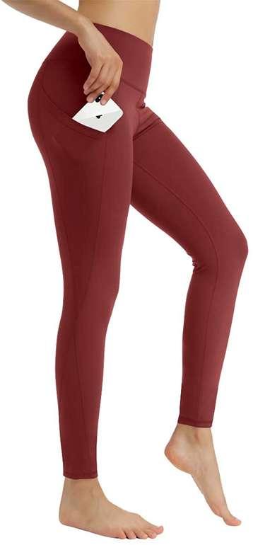 Hapywer Damen Leggings in 13 Farben ab 6,03€ inkl. Prime Versand (statt 12€)