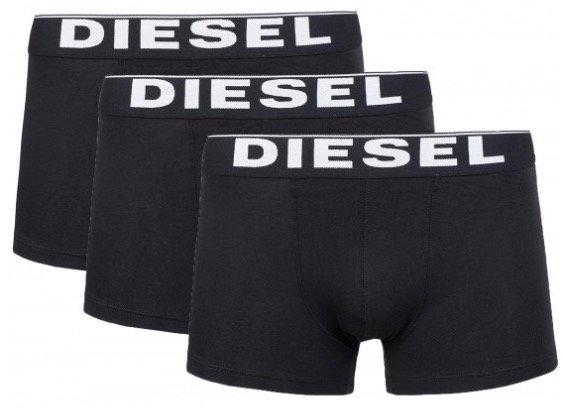 3er-Pack Diesel Kory The Essential Boxershorts (Herren) für 29,99€ inkl. Versand