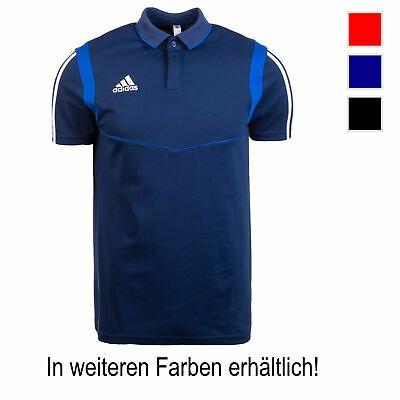 adidas Performance Tiro 19 Herren Poloshirt für 19,95€ inkl. VSK