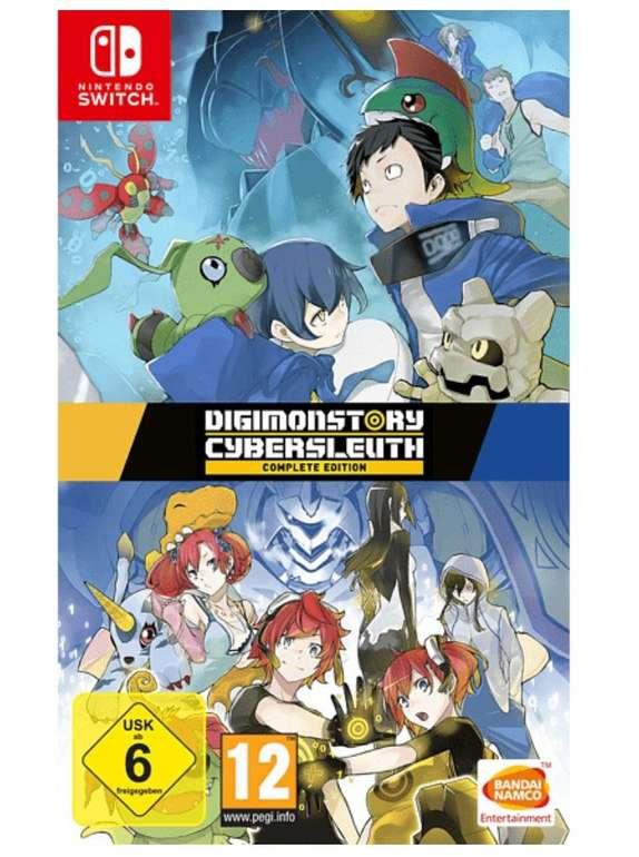 Digimon Story: Cyber Sleuth Complete Edition [Nintendo Switch] für 32,98€ inkl. Versand (statt 44€)