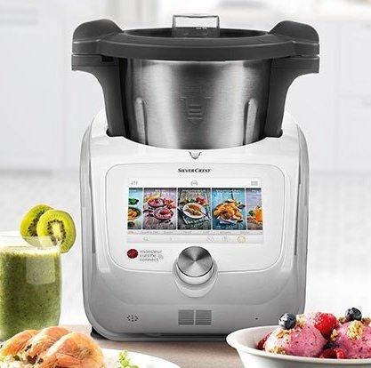 Info: Monsieur Cuisine Connect Küchemmaschine für 299€ ab dem…