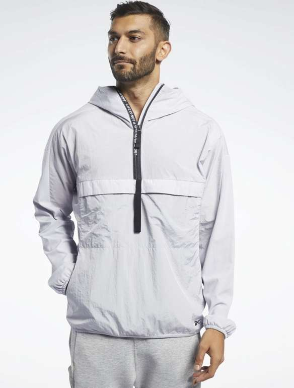 Reebok Herren Training Supply Anorak Jacket für 39,46€ inkl. Versand (statt 66€)