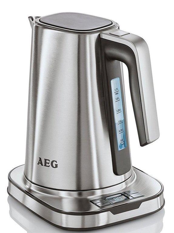 AEG EWA7800 PremiumLine Wasserkocher mit Warmhaltefunktion für 65€ (statt 90€)