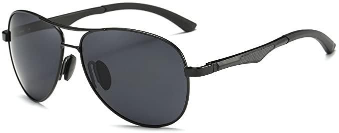 Aoron polarisierte Outdoor Sonnenbrille mit UV-Schutz für 8,99€ mit Prime Versand (statt 15€)