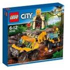 Lego - City 60159 Mission mit dem Dschungel-Halbkettenfahrzeug für 16,99€