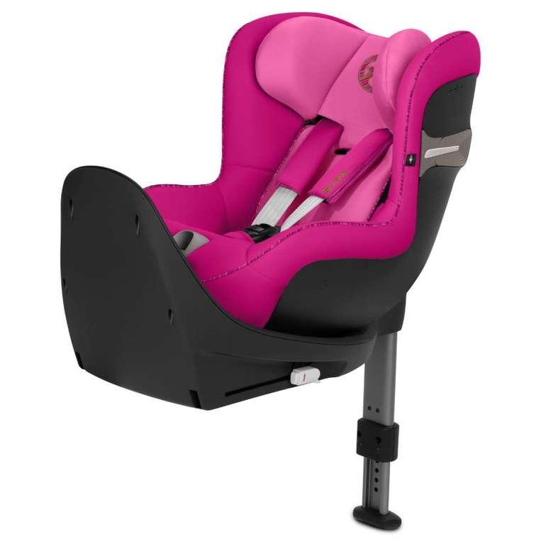 Cybex Gold Kindersitz Sirona S I-Size in Fancy Pink für 268,29€ inkl. Versand (statt 304€) + 7-fach babypoints