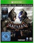 Batman Arkham Knight - Game of the Year Edition (Xbox One) für 14,90€