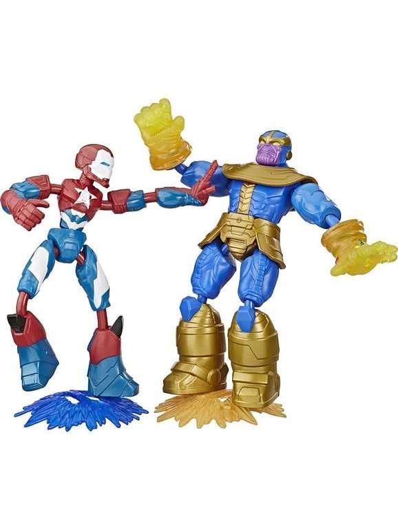 "Hasbro Spielfiguren Marvel Avengers ""Bend And Flex"" für 14€ inkl. Versand (statt 23)"