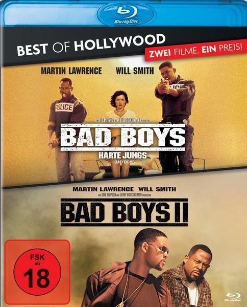 Bad Boys Harte Jungs + Bad Boys 2 Movie Collector's Pack für 7,30€ inkl. Versand (statt 13€)