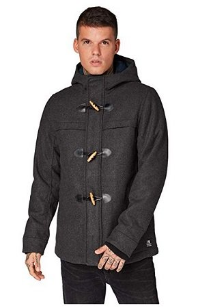 Vorbei! Tom Tailor Denim Herren Dufflecoat (S-XL) für 31,41€ (statt 90€?)