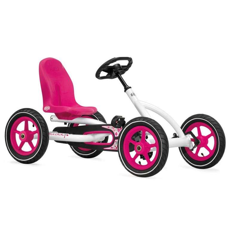 Berg Pedal Go-Kart Buddy White (limitiert) für 219,99€ inkl. Versand (statt 323€)