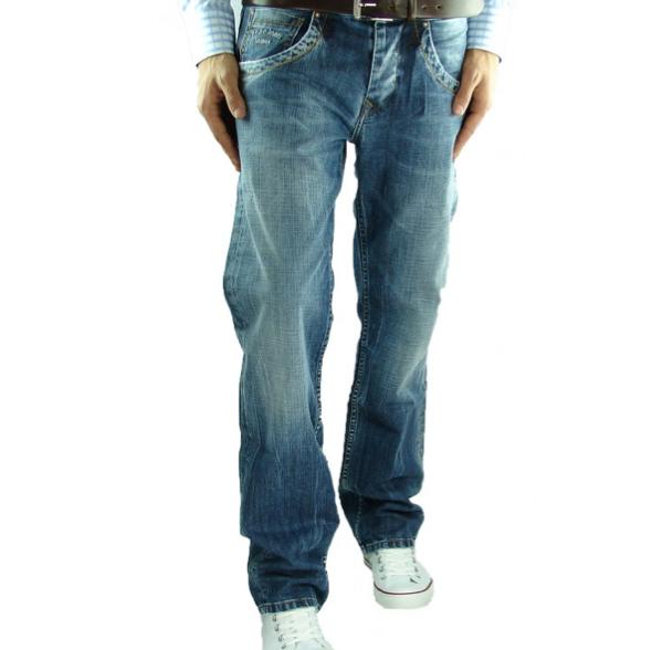 Pepe Herren Jeans: Troy, Kingston, Zinc, Cash, Stanley für 49,95€ (statt 72€)