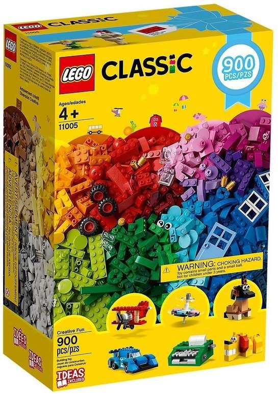 Knaller! Lego 1005 Classic: Bausteine - Kreativer Spielspaß für 23,94€ inkl. Versand (statt 36€)