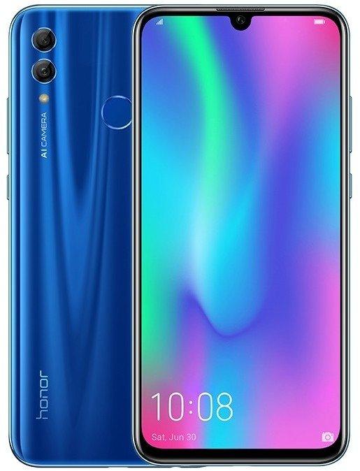 Honor 10 Lite – 6.21 Zoll Smartphone in Midnight Black mit 64GB Speicher für 125€ inkl. Versand (statt 140€)