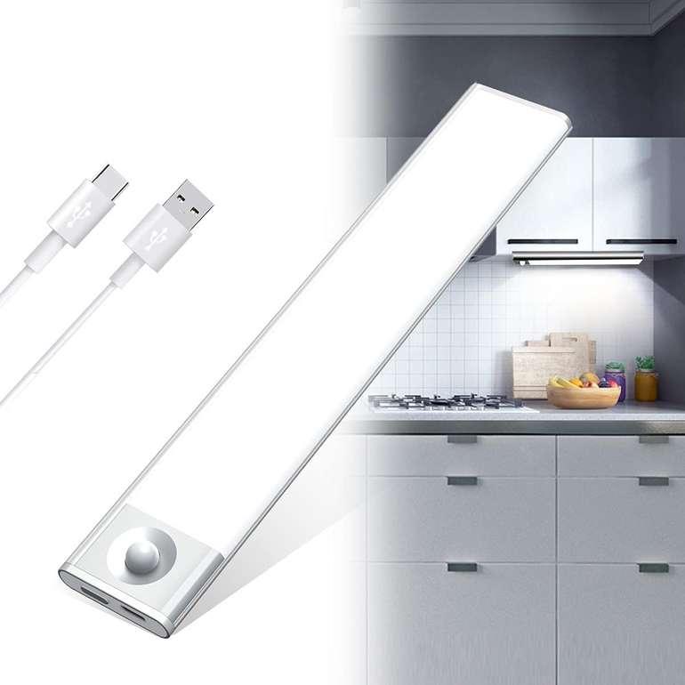 Mirapretty wiederaufladbare Schrankbeleuchtung (23cm) für 12,59€ inkl. Prime Versand (statt 21€)