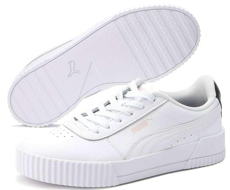 Puma Carina Damen Sneaker (vers. Farben) für 27,95€ inkl. Versand (statt 36€)