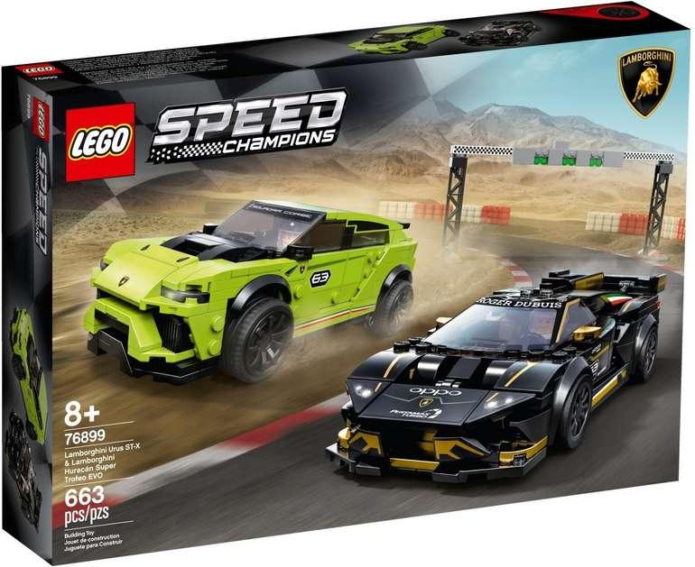 LEGO Speed Champions (76899) für 38,24€ inkl. Versand (statt 45€)