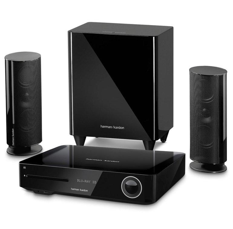 Harman Kardon BDS 485S 2.1 Blu-ray-System für 599€ inkl. Versand (statt 807€)