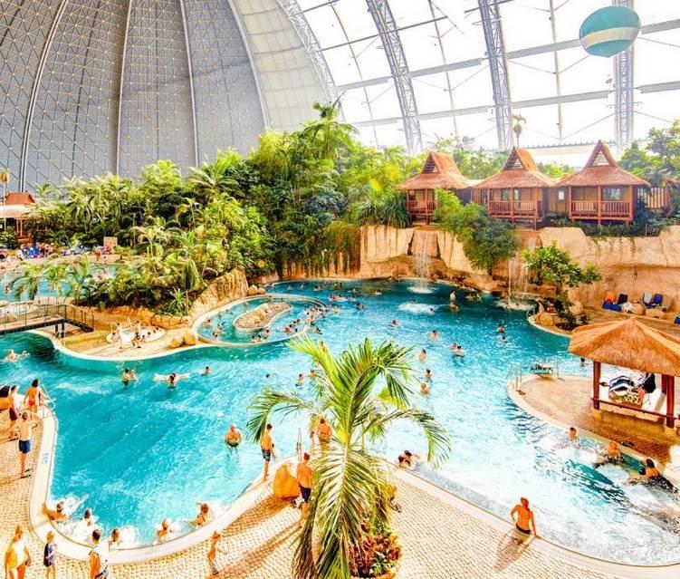 2 für 1 Gutschein für das Tropical Islands Resort zum ausdrucken