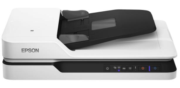 Epson WorkForce DS-1660W Flachbettscanner mit WLAN für 215,09€inkl. Versand (statt 265€)