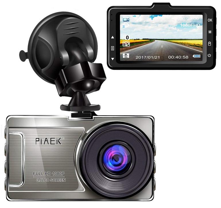 PiAEK Full HD Dashcam für 29,99€ und externes Blu-ray Laufwerk für 44,99€