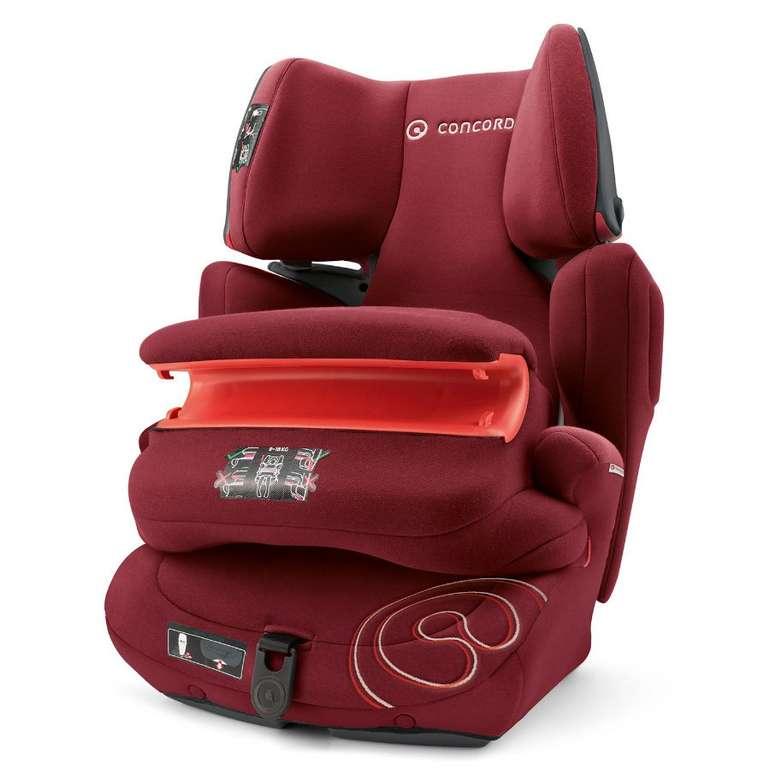 Concord Kindersitz Transformer Pro in Rot für 80,99€ inkl. Versand (statt 156€)