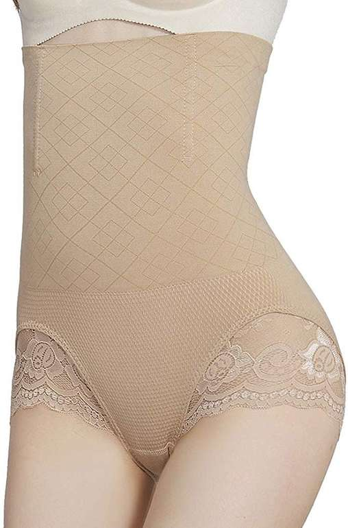 SURE YOU LIKE. Damen Shapewear figurenformende Miederslips ab 7,79€ inkl. VSK (Prime)