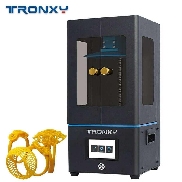 Tronxy UV Resin Desktop 3D Drucker für 329,99€ inkl. Versand (statt 365€)