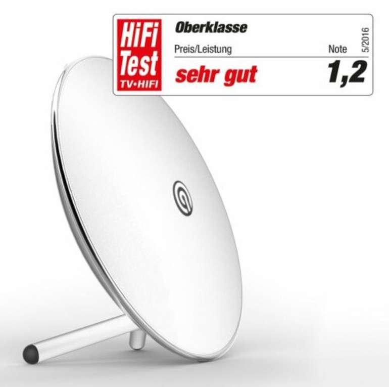 Ninetec Luna – Mobiler Bluetooth NFC Speaker für 34,99€ inkl. Versand (statt 40€)