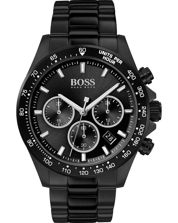 Hugo Boss Chronograph 1513754 aus Edelstahl für 210,16€ inkl. Versand (statt 263€)