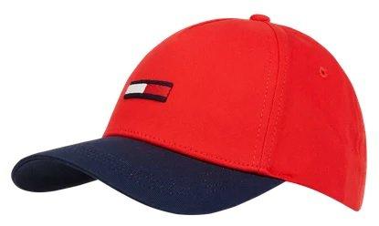 Tommy Jeans Cap mit Logo in Rot für 19,99€ inkl. Versand (statt 30€)