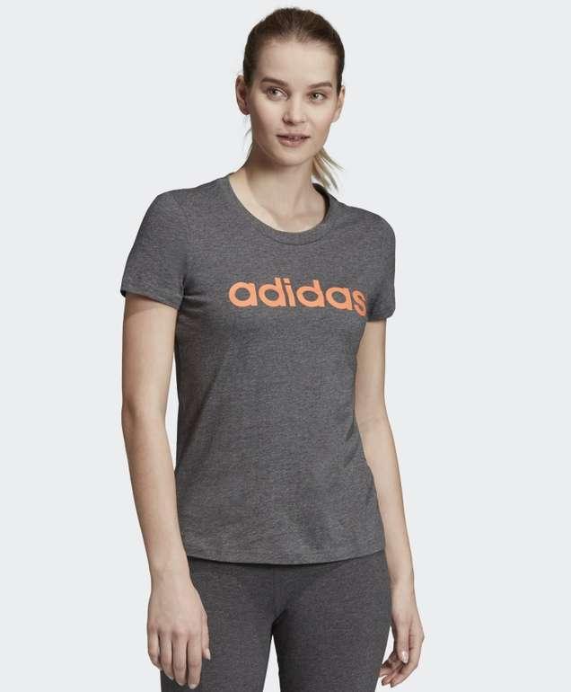 Adidas Damen T-Shirt Essentials Linear für 9,78€ inkl. Versand (statt 13€) - Creators Club
