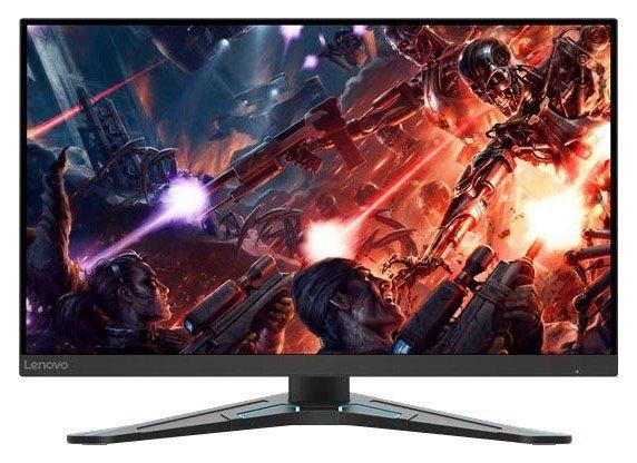 """Lenovo """"G27q-20"""" Gaming-Monitor (2560 x 1440 Pixel, QHD, 1 ms Reaktionszeit, 165 Hz) für 259,90€"""