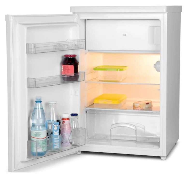 Medion MD 37052 Kühlschrank mit Gefrierfach (118 L Nutzinhalt, 103 L Kühlteil + 15 L Gefrierteil) für 169,94€