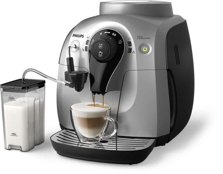 Philips HD8652/51 Easy Cappuccino Kaffeevollautomat für 199,99€ inkl. Versand