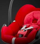 Maxi-Cosi Babyschale Pebble in verschiedenen Farben für je 88,98€ (statt 119€)