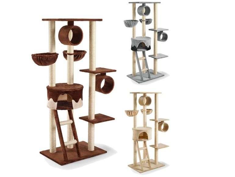 """Silvio Design Kratzbaum """"Merlin"""" in 3 Farben für 79,99€ (statt 100€)"""